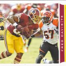 Fred Davis - Redskins 2013 Score Football Trading Card #218