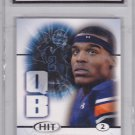 Cam Newton - Graded Rookie (Left Side) - SWG 10 MINT - 2011 Hit Football Card #100