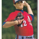 Chris Haney - Expos 1992 Upper Deck Baseball Trading Card #662