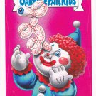 Clownin' Clyde - Garbage Pail Kids Trading Card #46a