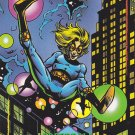 Speedball - 1993 Marvel Comic Trading Card #23