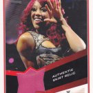 Alicia Fox - AUTHENTIC RELIC - WWE 2013 Topps Wrestling Trading Card