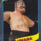 Umaga - WWE 2008 Topps Chrome Wrestling Trading Card #9