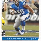 Ndamukong Sue - Lions 2013 Score Football Trading Card #73