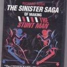The Sinister Saga of Making The Stunt Man DVD 2001 - Brand New