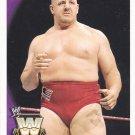 Nikolai Volkoff - WWE 2010 Topps Wrestling Trading Card #86