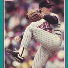 Roy Smith - Twins 1991 Score Baseball Trading Card #151