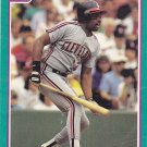 Dion James - Indians 1991 Score Baseball Trading Card #131