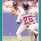 Felix Fermin - Indians 1991 Score Baseball Trading Card #139