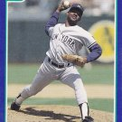 Alan Mills - Yankees 1991 Score Baseball Trading Card #73