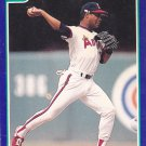 Johnny Ray - Angels 1991 Score Baseball Trading Card #31