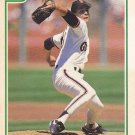 Rafael Novoa - Giants 1991 Score Baseball Trading Card #366