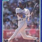 Jeffrey Leonard - Mariners 1991 Score Baseball Trading Card #44