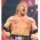 Triple H - WWE 2010 Topps Wrestling Trading Card #43