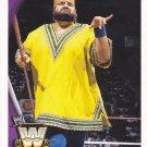 Akeem - WWE 2010 Topps Wrestling Trading Card #81