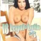 18 Legal & Latin #5 DVD