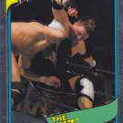 The Miz - WWE 2008 Topps Chrome Wrestling Trading Card #35