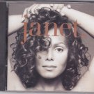 Janet. by Janet Jackson CD 1993 - Like New