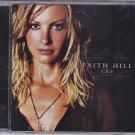 Cry by Faith Hill CD 2002 - Like New