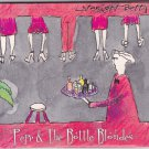 Late Night Betty by Pepe & the Bottle Blondes CD 2000 - Very Good