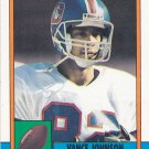 Vance Johnson - Broncos 1990 Topps Football Trading Card #38