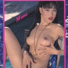 Mimi #277 Hustler 1994 Adult Sexy Trading card, FREE SHIPPING