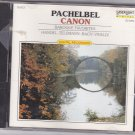 Pachelbel - Canon CD 1989 - Very Good