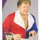 Harley Race - WWE 2010 Topps Wrestling Trading Card #92