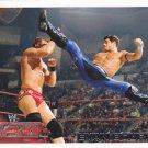 Evan Bourne - WWE 2010 Topps Wrestling Trading Card #57