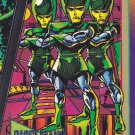 Rigellians - 1993 Marvel Comic Trading Card #126