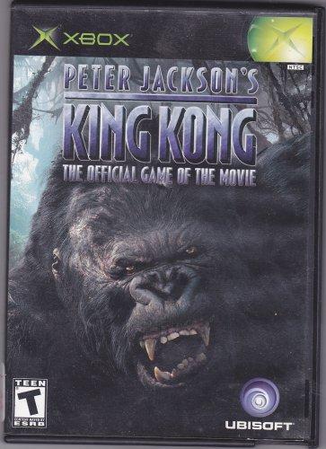 Peter Jackson's King Kong - Microsoft Xbox Video Game - Good