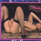 Chelsea #237 Hustler 1994 Adult Sexy Trading Card FREE SHIPPING