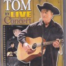 Stompin' Tom - In LIVE Concert [Canadian] DVD 2006 - Very Good