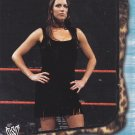 Stephanie McMahon - WWE Absolute Divas 2002 Wrestling Trading Card #25