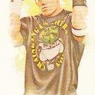 John Cena - WWE 2007 Topps Heritage Allen & Ginter Mini Wrestling Trading Card #1