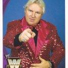 """Bobby """"the brain"""" Heenan - WWE 2010 Topps Wrestling Trading Card #91"""