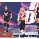 Hart Dynasty - WWE 2010 Topps Wrestling Trading Card #77