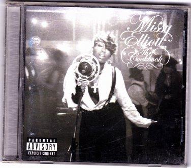 The Cookbook by Missy Elliott CD 2005 - Very Good