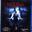 Damages - The Complete 1st Season - Blu-ray Disc 2008, 3-Disc Set - Very Good