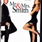 Mr. and Mrs. Smith DVD 2005 - Very Good