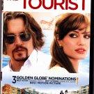 The Tourist DVD 2011 - Very Good