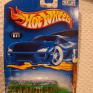 2001 HOT WHEELS  FOSSIL FUEL SERIES  SCHOOL BUS