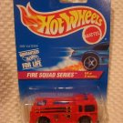 1996 HOT WHEELS FIRE SQUAD SERIES FIRE EATER