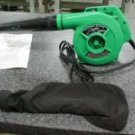 INDUSTRIAL SEWING MACHINE PORTABLE BLOWER