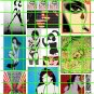 6005 - Street Art/Graffiti #1 Girls Women Betty Bettie Page wall Art