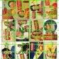 5020 - Dr Pepper Billboard Collection Vintage 40's 50's