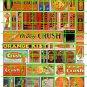 5021 - Vintage Orange Crush Advertising Collection