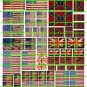 077 - FLAG Assorted Flag Set American, British, Confederate various sizes.