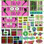 7007 - Booby Trap Live Nudes Adult Entertainment Set