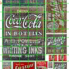 1045 - GHOST SIGNS COKE, FALSTAFF, INK, SCHILTZ MORE